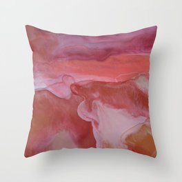 Bare everything Throw Pillow