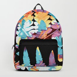 Fern in disguise - autumn Backpack