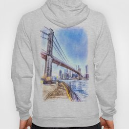Brooklyn Bridge Art Hoody