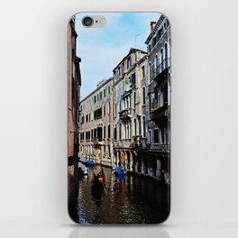 Venice the city of Canals iPhone Skin