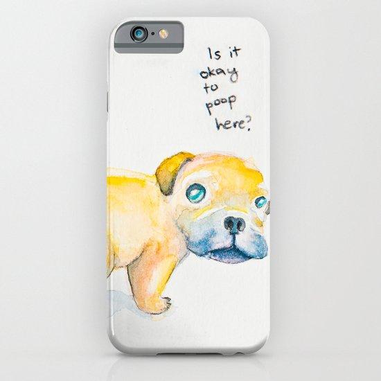 Pug Love iPhone & iPod Case