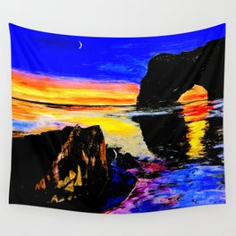 Cordova Sunset Wall Tapestry