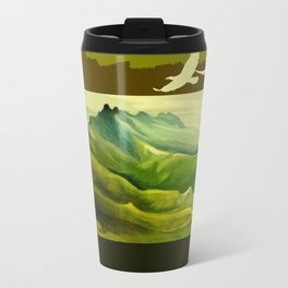 The Eyrie Metal Travel Mug