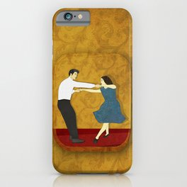 Swing Dance iPhone Case