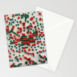 Dwelling Places Stationery Cards