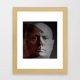 Trumpolini Framed Art Print