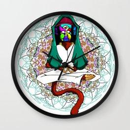 MM (Redux) Wall Clock