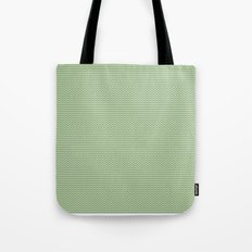 U14: algae chevron Tote Bag