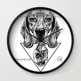 FRANKLIN Wall Clock