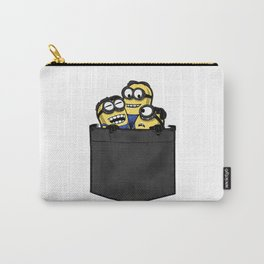 pocket minion Carry-All Pouch