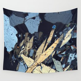 Graphic minerals Wall Tapestry