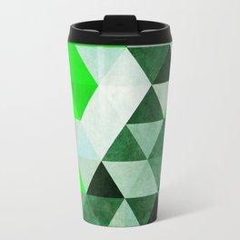 Green as dolla!  Travel Mug