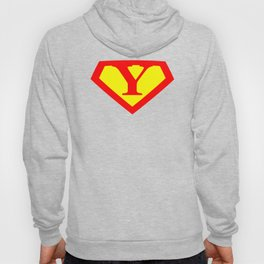 Letter Y Power Sign Hoody