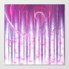 whisps and strands Canvas Print