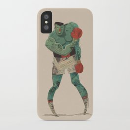 ...stings like a bee! iPhone Case