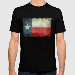 State flag of Texas, Lone Star Flag of the Lone Star State T-shirt