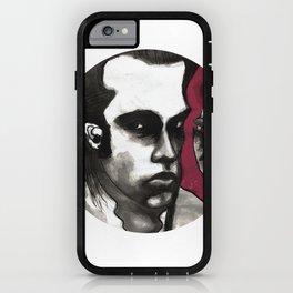 Nick Cave iPhone Case