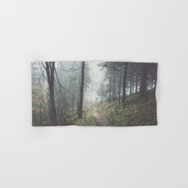 Into the unknown - Landscape and Nature Photography Hand & Bath Towel