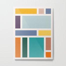 Abstract Art XVIII Metal Print