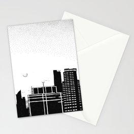 Dusk Over Rockwell Stationery Cards