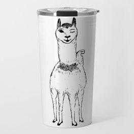 Gabrillama Travel Mug
