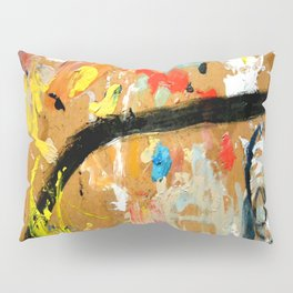 Poesia Urbana Pillow Sham