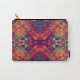 Playful Geometry 003 Carry-All Pouch
