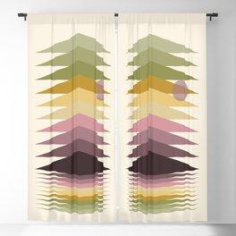 SYNTHETIC PINE TREE #Society6 #buyart #decor Blackout Curtain