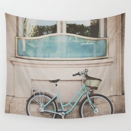 all things european ...  Wall Tapestry