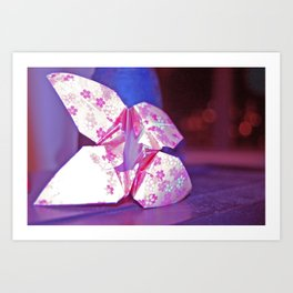 Origami 1 Art Print