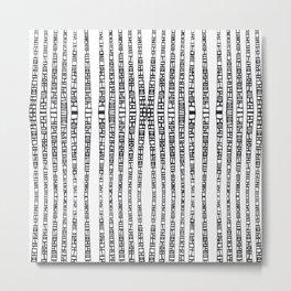 arica  Metal Print