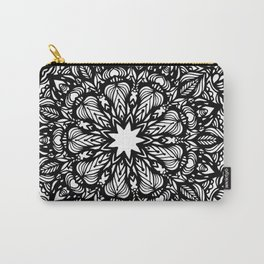 Beautiful Mandala Richly Detailed Art Graphic GC-001 Carry-All Pouch