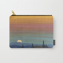 Arizona Moonrise Carry-All Pouch