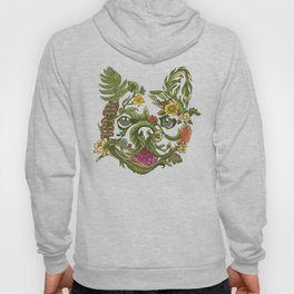 Botanical French Bulldog Hoody