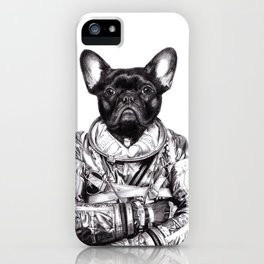 Astro Frog iPhone Case