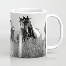 Cariboo Horses Coffee Mug