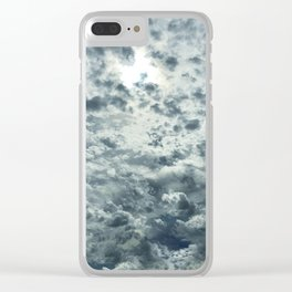 On Cloud 9 Clear iPhone Case