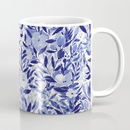 Nonchalant Indigo Coffee Mug
