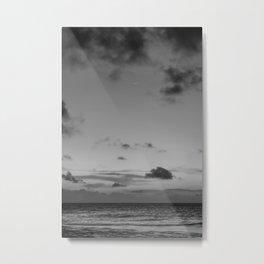 Tobago Beach Metal Print