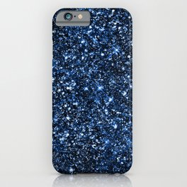 Beatiful Glitter Design iPhone Case