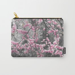 Under The Redbud Tree Carry-All Pouch