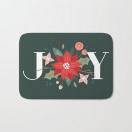 Joy Flourish - Pine Bath Mat