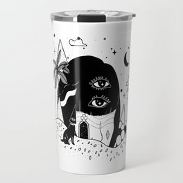 Silent Night Travel Mug