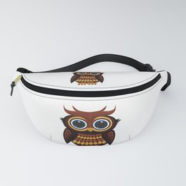 Friendly Owl Fanny Pack