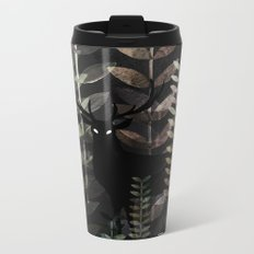 glass forest Metal Travel Mug