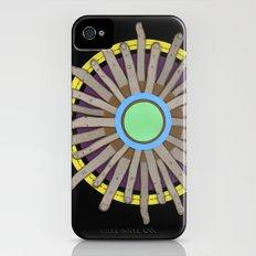 radial blame I Slim Case iPhone (4, 4s)