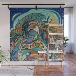 La douce mélodie de notre amour Wall Mural