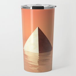 Monument Valley | Minimal Digital Art Travel Mug