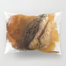 Expressions Red Tailed Hawk Pillow Sham