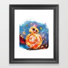 droid Framed Art Print